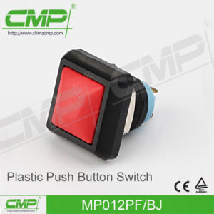 12mm Light Waterproof Button Switch (ISO9001) pictures & photos