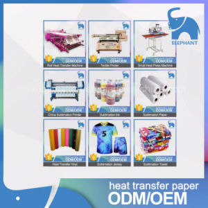 Hot Sale Sticky Sublimation Printer Heat Transfer Paper pictures & photos