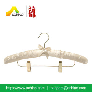 Hotel Satin Padded Clothes Hangers (APH002) pictures & photos