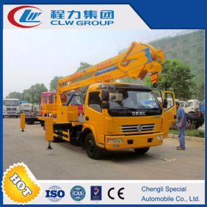 Dongfeng Duolika 12m Aerial Work Platform Truck pictures & photos
