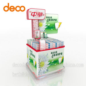 Cardboard Display Pop Display Stand Paper Pallet for Promotion pictures & photos