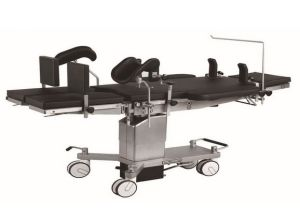 Stainless Steel Universal Manual Hydraulic Surgical Ot Bed pictures & photos