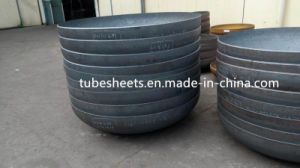 Tank Metal Carbon Steel Joggled Dished Head pictures & photos