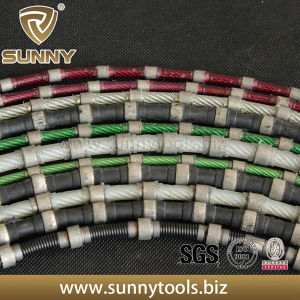11mm Marble Quarry Stone Cutting Spring Diamond Wire Saw pictures & photos