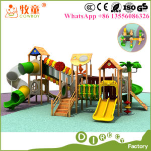 Cowboy Children Paradise Large Play Equipment, Kids Outdoor Playground Equipment pictures & photos