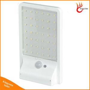 500 Lumen Solar Powered LED Light PIR Motion Sensor Solar Lamp Outdoor Wall Lamp Solar Garden Light pictures & photos