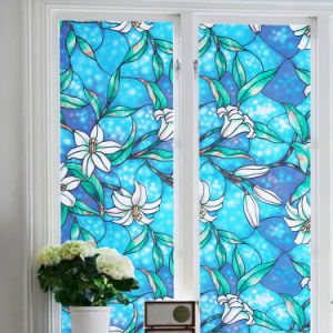 Static Cling Window Film Graphic Embossed-G001 pictures & photos