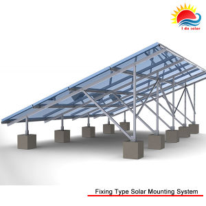 High Corrosion Resistance Solar Galvanized Mounting Brackets (FVT) pictures & photos