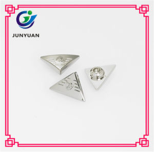 Special Flat Buttons Rivets Triangle Rivet Fastener Rivets pictures & photos