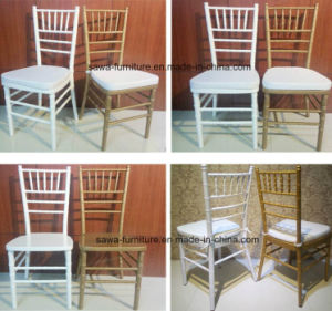 Tiffany Chiavari Chair with Cushion for Event pictures & photos