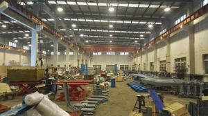 Hi Quality Double Sylinder Hydraulic Car Lift for Repair Workshop pictures & photos