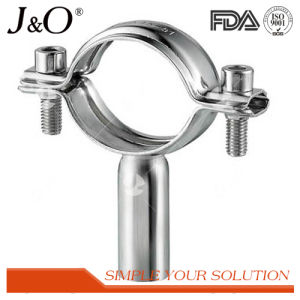 Sanitary Stainless Steel Tube Pipe Fittings Pipe Support Holder pictures & photos