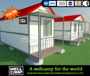 Wellcamp Bigger Movable Container Home pictures & photos