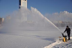 Cheap Snow Thrower (DIY-ZLST551Q) Snow Blower pictures & photos