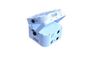 12*18W LED PAR Cans 6 in 1 DMX Wireless Battery PAR Light pictures & photos