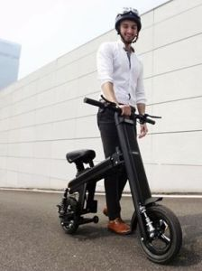 New Model Folding Electric Bike with FCC/ Ce/RoHS Certificate, Us/EU Trade Mark, Patents pictures & photos