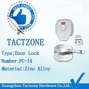 Factory Directly Toilet Cubicle Partition Accessories Indicator Lock pictures & photos