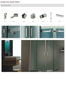 Sliding Door system for Bathroom pictures & photos