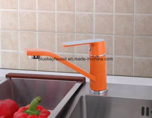 Modern Painting Coated Cold and Hot Kitchen Tap pictures & photos