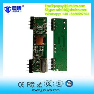 433.92 MHz Adjustable Frequency RF Transmitter Receiver Module pictures & photos