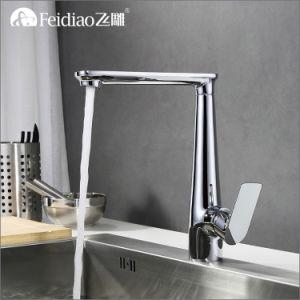 Elegant Design Single Handle Kitchen Sink Mixer Faucet pictures & photos