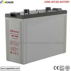 Maintenance Free Deep Cycle Solar Battery 2V1000ah pictures & photos