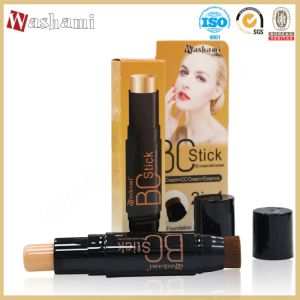 Washami 2 in 1 Waterproof Long-Lasting Whitening Makeup Concealer with Foundation Brush pictures & photos