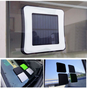 Factory Patent Design  Solar Window Stick Power Bank, 1800mAh-5200mAh  Solar Mobile Charger pictures & photos