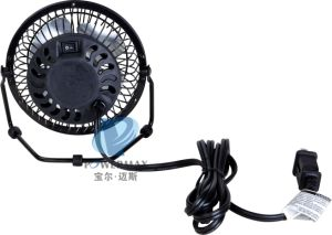"4"" High Velocity Fan, Mini Fan, Desk Fan pictures & photos"