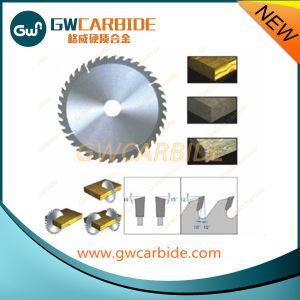 Tungsten Carbide Saw Tips with Grade Yg6 Yg6X, etc pictures & photos