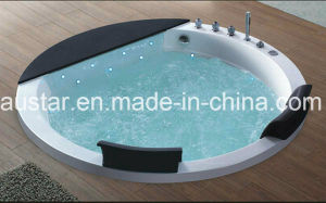 Dia. 1700mm Build-in Outdoor SPA for 8 Persons (AT-9011) pictures & photos