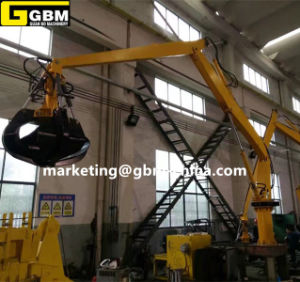 Garbage Crane Used Handle Waste Incineration Treatment pictures & photos