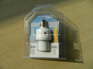 Sound Control and Day Night Light Control Lamp Holder (KA-SLH06) pictures & photos