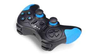 Android Wireless Game Controller Joystick Type with Dual Vibration pictures & photos