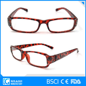 Fashion Ultra Slim Crystal Decoration Reading Glasses for Women pictures & photos