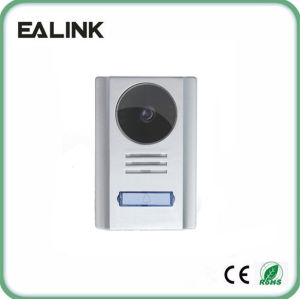 Home Security Intercom Video Door Bell with Camera pictures & photos