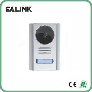 Home Security Intercom Video Door Bell with Camera