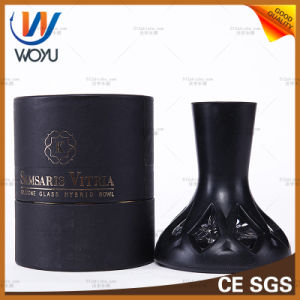 Silicone with Glass Carbon Bowl Sisha Charcoal Bowl Shisha Hookah Water Pipe Smoking Pipe Glass Water Pipe Glass Smoking Pipe Vaporizer Shisha Hookah pictures & photos