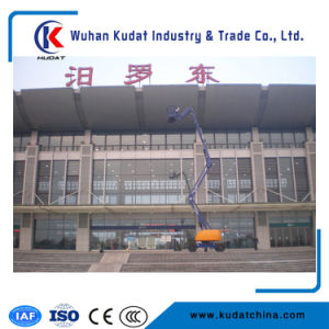 24m Articulated Boom Lift with Ce (GTZZ24Z) pictures & photos