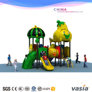 Vasia Plastic Tube for Outdoor Playground Kids Toys pictures & photos