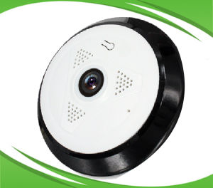 Smart Motion Detection Panoramic WiFi IP Camera for Home Security pictures & photos