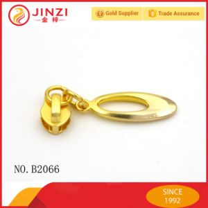 Small Size Shiny Zinc Alloy Zip Puller pictures & photos
