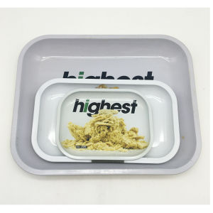 Rolling Tin Tray Custom Printed Metal Tray Wholesale Making Smoke Machine pictures & photos