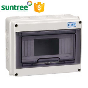 Electrical Distribution Box Combiner Box Junction Box (2p to 32p ABS and Ppc) pictures & photos