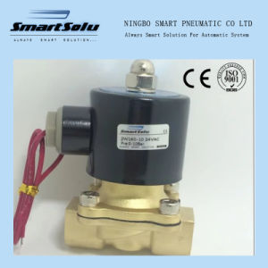 2/2 Way Water Brass Direct Acting Two Way Valve pictures & photos
