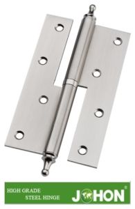 Steel or Iron Furniture Hardware Fasterner H Hinge (100/120/140/160X76mm) pictures & photos