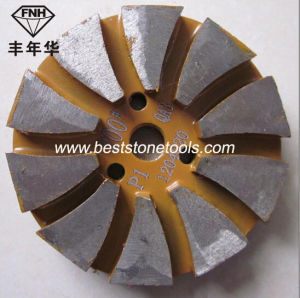 Stonekor Metal Pad for Grinding Concrete