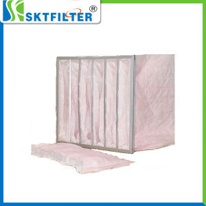 Air Filtration Pocket Filter Bag for Paint Stop pictures & photos
