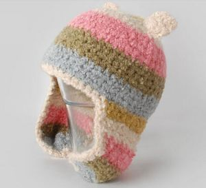 Women′s Lovely Knit Trapper Hat pictures & photos