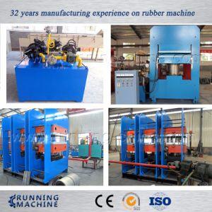 Rubber Hydraulic Vulcanizer/Plate Press Vulcanizer pictures & photos
